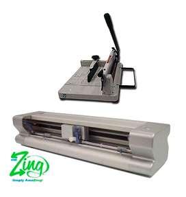Vinyl cutter and Rim Cutter