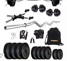 Complete Gym set kore company as show in pic