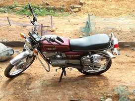 rx 135 with good condition, urgent need of money