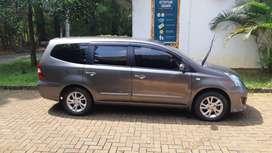 Nissan grand livina XV matic cvt 2013