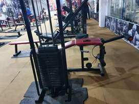 Gym machine for good condition sale