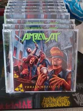 CD AMBALAT - Thrash Metal 48