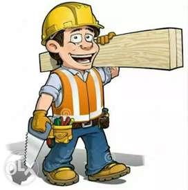 Carpenter Electrician plumber