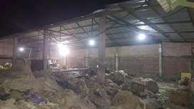 Dijual Ex Pabrik Plastik di Mojokerto