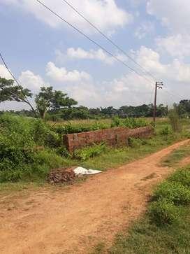 Gharabari Corner Plot in Good Location
