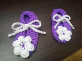Baby Woolen  shoes