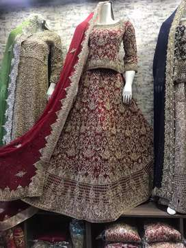 only 4ur rent bridal maxi and lahga