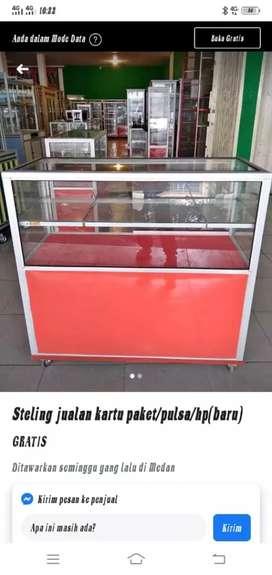 Steling pulsa box P= 1 meter
