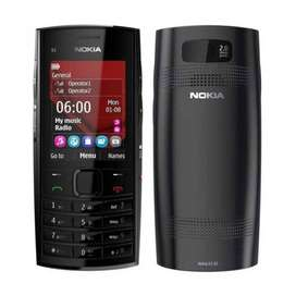 Original Nokia X202 Dual SIM Box Pack || Cash on delivery All Pakistan