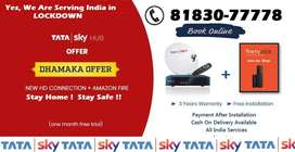 Tatasky connection- Tata Sky Dth ! Airtel Dth ! Dish Tv ! Videocon D2h