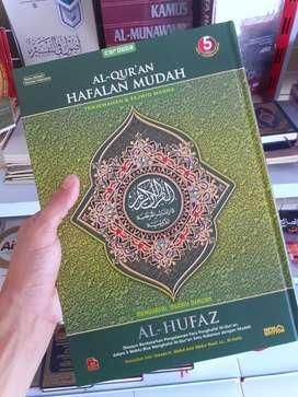 Mushaf Al Quran Al Hufaz Ukuran Besar