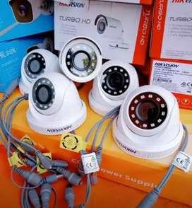 paket kamera cctv kumplit kualitas 2mp gratis biyaya pemasangan
