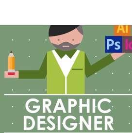 Graphic designer needs