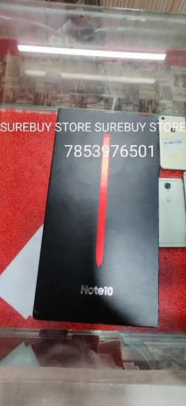 Samsung Note 10(256GB) Product Red