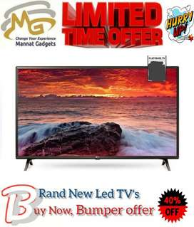 Happy sale 32 inch smart ( LED TV ) get voice control and great featur