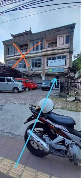 #0077 Dikontrakkan ruko lantai 3  Jalan Utama Gatot Subroto Timur