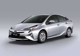 get new toyota prius on easy monthly installment