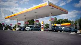 Filling station Petrol pump for sell