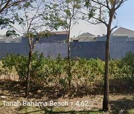 Tanah Bahama Beach Pakuwon City dkt kenjeran, mer, ITS surabaya jawa t