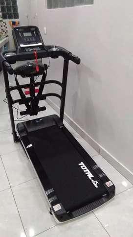 Treadmill elektrik Minimalis