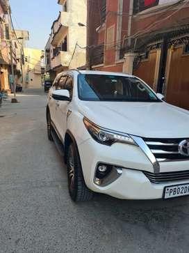 Toyota Fortuner 2018 Diesel 64000 Km Driven