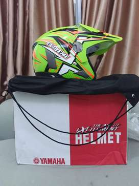 Jual Helm Yamaha YJ-N6 Extreme Fluo