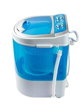 *Brand New(DMR-3 kg Inverter Portable Semi Automatic Washing Machine}