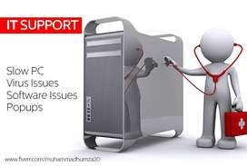 Freelance IT Support Service