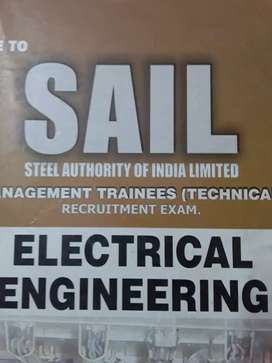 SAIL Management Trainees by G.K Publication