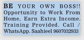 Great Part Time Full Opportunity Be Your Own From Home