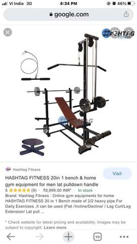 Domestice and commercial gym equipments servicing and sale