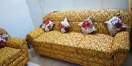 3+2+1+1 sofa set