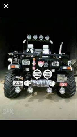 Willys jeep all power