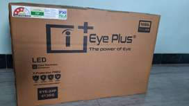 Eye Plus Led Tv 19,24,32, and 43 inch Tv available in 2021 new model)