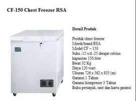 CHEST FREEZER RSA CF-150