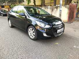 Hyundai Verna CRDi 1.6 SX, 2011, Diesel