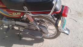 Zxmco motor cycle for sale in kamar Mushani Mianwali