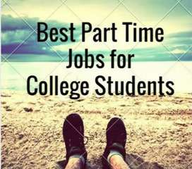 Part-time working for college students