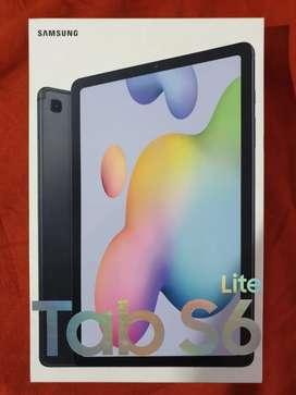 Samsung s6 lite LTE with case