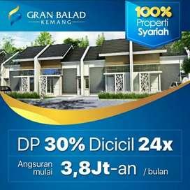 Jual Cepat Over Kredit Perumahan Syariah di Bogor