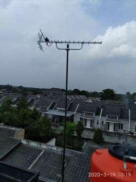 Pemasangan Antena Tv Pondok Melati