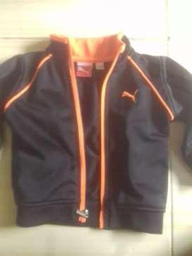 Jaket Sport Puma (untuk pria anak usia 1-2 thn)
