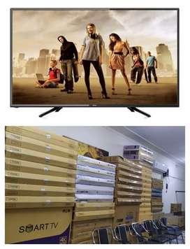 42 Smart LED TV New 1 GB 8 GB  2 Yr Full Replacement Grantee GST Bill