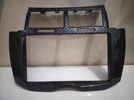 Frame Audio/Tape Karbon Yaris 2006 sampai 2013