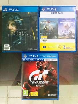 Kaset Bundle PS4