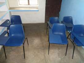 Writing Pad chairs ( 20 Chairs + 1 white board )