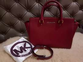 MichaelKors  Selma, Ori,  Red
