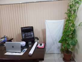 Furnished office for rent and sharing