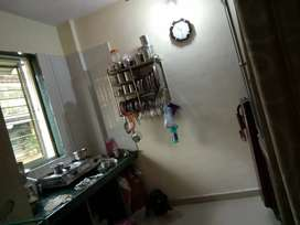 Available 1 Rk room on rent in aajde gaon
