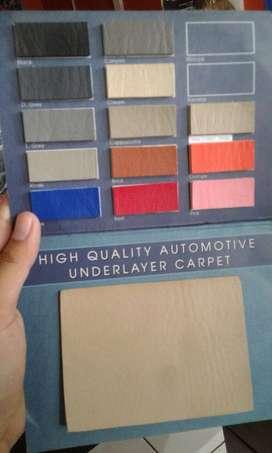 Karpet dasar mobil tebal berkualitas harga murah